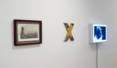 Installation Shot, Else @ Tilton Gallery, Curator: Derrick Adams